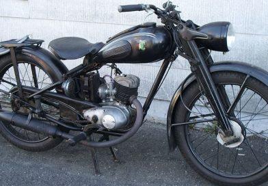 A produção de Motocicletas