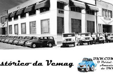 Histórico da Vemag